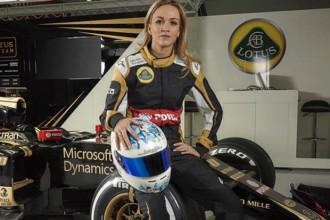 """""""Lotus"""" F1 komanda apmācīšanai pieņem vājus rezultātus sasniegušu sportisti"""