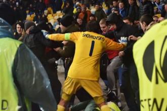 """""""Guingamp"""" prezidents: """"Kijevas stadionā bija traki suņi, kas vēlējās tikai kauties"""""""