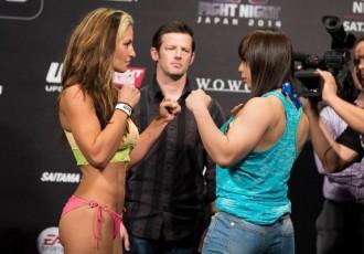 "Foto: ""UFC Fight Night 52"" svēršanās procedūra"