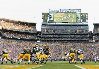 Foto: NFL otrās nedēļas spēles