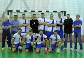 """Foto: """"Ogre/Miandum"""" Rīgas čempionātu sāk ar uzvaru"""