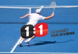 """Konkurss: """"US Open"""" tenisa spēlē kopā ar viensviens.lv"""