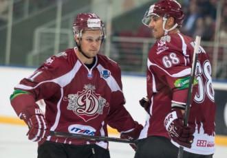 """Statistika: """"Dinamo"""" līderu vidū tikai bloķētajos metienos"""
