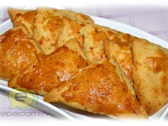 Fotorecepte: buljona pīrādziņi