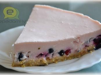 Fotorecepte: jogurta kūka