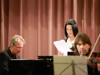 Foto: Uldis Marhilevičs aicina uz Ziemassvētku koncertiem