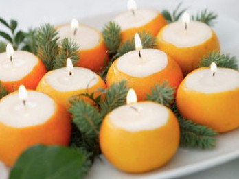 Citāda svece jeb enerģētiski uzlādēta dāvana
