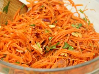 Korejiešu salāti- vieni no veselīgākajiem un visvienkāršāk pagatavojamiem salātiem