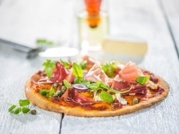 Gardā brīvdienu pica- pagatavo pati (pats)