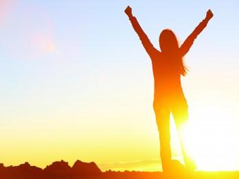 Kādas jaunas sievietes personīgais laimes stāsts