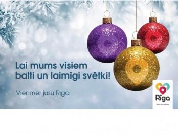 Ziemassvētku pasākumi Rīgā