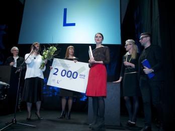 """Latvijas Nacionālo dizaina gada balvu iegūst  datu vizualizācijas rīks """"Infogram"""""""