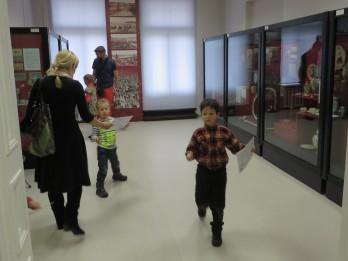 20. maijā Latvijas Nacionālais vēstures muzejs ģimenes ar bērniem aicina uz nodarbību – ceļojumu laikā