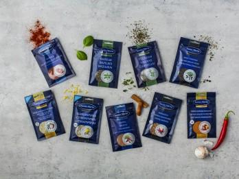 Santa Maria garšvielu ražošanā veiktās izmaiņas veicinās veselīgāku uzturu un vēl precīzāku to izvēli atbilstošam ēdienam