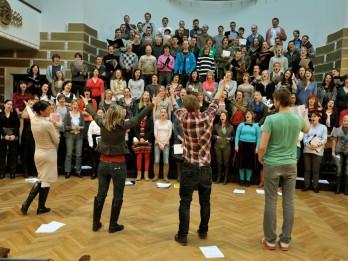 Jauniešu kora BALSIS koncertsērijas Daugavas BALSIS noslēgums
