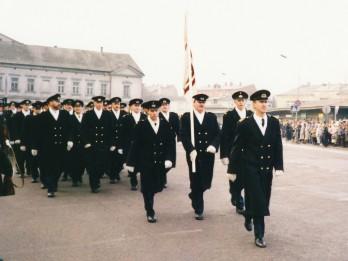 Skolēni iepazīs Jūras spēku flotiles un 1. Reģionālā nodrošinājuma centra darba specifiku