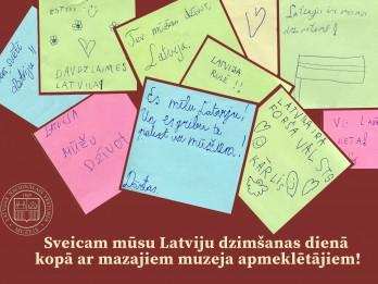 18. novembra programma Latvijas Nacionālajā vēstures muzejā