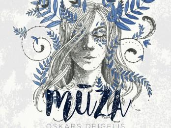 """Oskars Deigelis izdod trešo studijas albumu """"Mūza"""""""