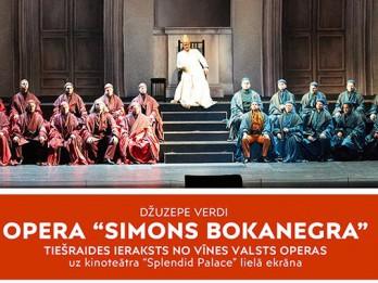 Šī pavasara skaistākā opera uz lielā ekrāna