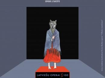 """Konkurss """"Ceļojums uz operu"""" šogad veltīts latviešu operas simtgadei"""