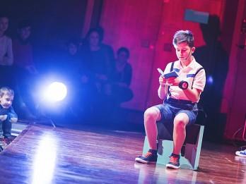 """Šipkēvica muzikālā izrāde pusaudžiem """"Zenīts"""" - stāsts par nebēdnīgo skolas laiku"""