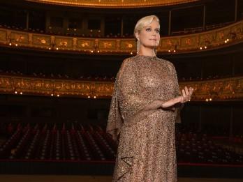Kristīne Zadovska ielūdz uz jubilejas koncertu divās daļās