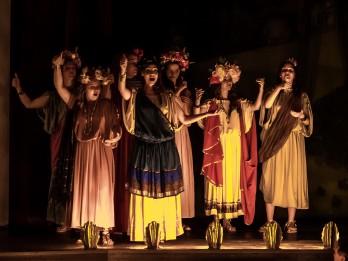 Baroka operteātris Collegium Musicum Riga sniegs viesizrādes Pēterburgas kameroperā