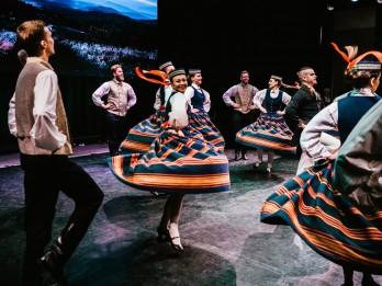 Notiks Rīgas tautas deju kolektīvu skates – koncerti