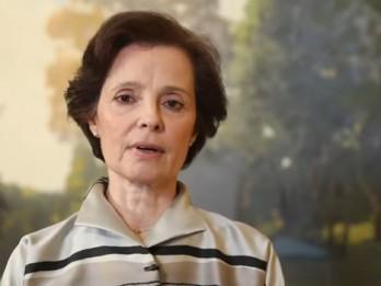 Video: Valsts prezidenta kundze aicina saudzēt mediķus
