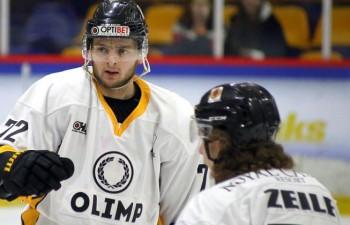 """""""Olimp"""" pieteicies dalībai IIHF Kontinentālajā kausā, kurā tiks mainīts formāts"""