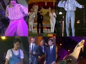 Visu laiku stilīgāko latviešu mūziķu skatuves tērpu TOP5