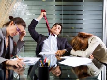 Stres un pārslodze darbā,  kā no tā izvairīties?
