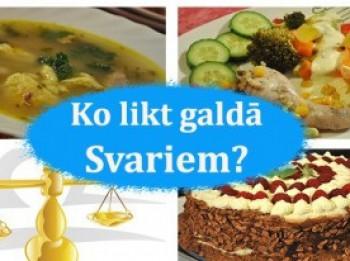 Video: Astroloģiskā virtuve. Ko likt galdā Svariem?