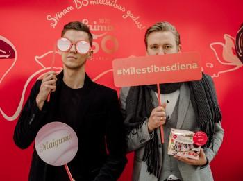 Video: Pirmais solījumu pop-up veikals Latvijā