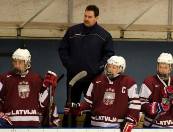 Miļuns nosauc U-18 hokeja izlases kandidātus