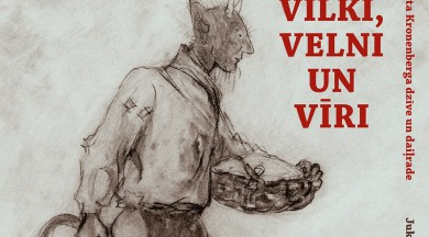 """Izdevniecībā """"Neputns"""" klajā nāk Jukas Rislaki grāmata par Albertu Kronenbergu"""