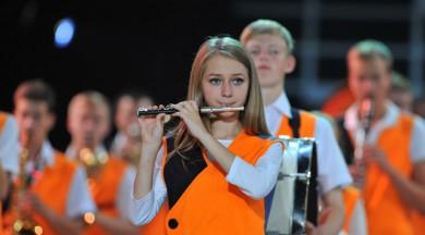 """Latvijas simtgades stāstu izdzīvo pūtēju orķestru koncertā """"Vienā elpā""""!"""