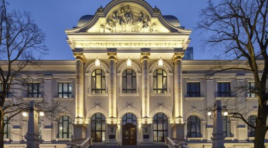 """Akcija """"Muzeju nakts 2017"""" Latvijas Nacionālajā mākslas muzejā"""