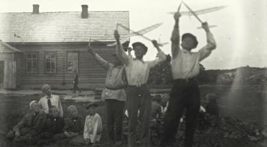 Izstāde Voldemāra Andersona fotogrāfija. 1920. – 30. gadi laika biedra acīm
