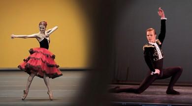 Evelīna Godunova un Kārlis Cīrulis plūc laurus Maskavas Starptautiskajā baleta konkursā