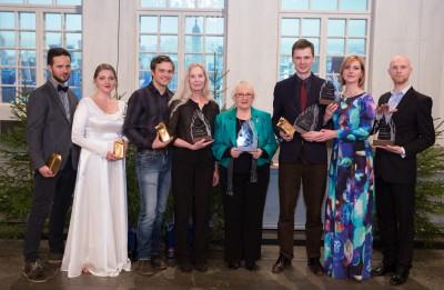 Nosaukti Valmieras teātra 2014./2015.gada sezonas labākie mākslinieki