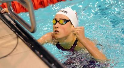 Talantīgajai Maļukai jauns Latvijas rekords arī 200 metru kompleksajā peldējumā