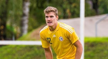 U19 futbolisti otrajā tikšanās reizē zaudē Grieķijai