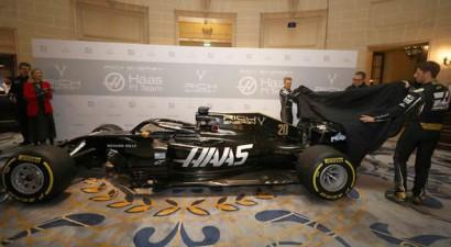 """""""Haas"""" sponsors: """"Jau tagad esam uzveikuši """"Red Bull"""" - mūsu mašīna ir skaistāka"""""""