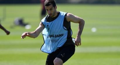 """""""Arsenal"""" armēņu pussargs Mhitarjans nedosies uz Eiropas līgas finālu Baku"""