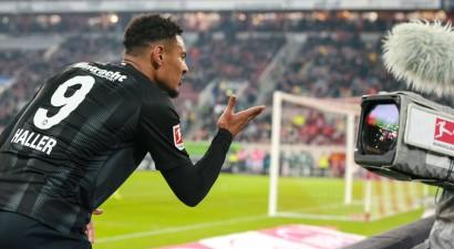 """""""West Ham"""" un Frankfurte beidzot vienojas: 50 miljoni par franču uzbrucēju Alēru"""