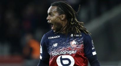 """""""Euro 2016"""" <i>zelta puisēns</i> Sanšešs gūst pirmos vārtus Francijā un izrauj Lillei ceturto uzvaru pēc kārtas"""