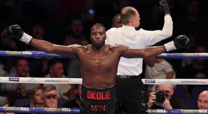 """Okolijs: """"Sakaušu Glovacki un pēc tam apvienošu pasaules čempiona titulus"""""""