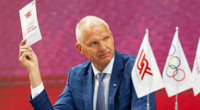 Apstiprināts LOK budžets. Salīdzinot ar 2019. gadu, pieaugums par 2.3 miljoniem eiro