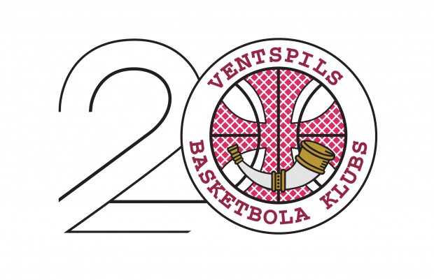 "BK ""Ventspils"" izveido jubilejas logo"